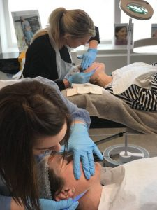 dermaplaning-course rotherham